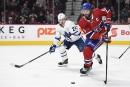 Maple Leafs 4 - Canadien 3 (Marque finale)