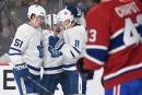 Le Canadien s'incline en prolongation face aux Maple Leafs