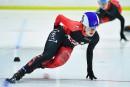 Kim Boutin remporte le 1000m à Turin