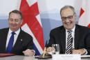 La Suisse et le Royaume-Uni signent un accord commercial post-Brexit