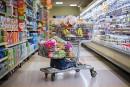Panier d'épicerie: le tiers en produits transformés