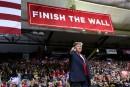 Trump à El Paso: «Les murs fonctionnent!»