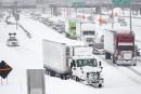 Tempête de neige: «On a réussi à éviter le pire», dit Legault