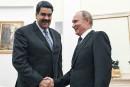 Maduro annonce l'arrivée de 300 tonnes d'aide depuis la Russie