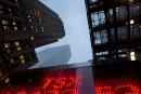 Gain de 100points à la Bourse de Toronto
