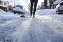 Nette augmentation du nombre de chutes sur la glace à Montréal et Laval