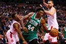 Les Raptors l'emportent 118-95 contre les Celtics