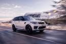 Land Rover présente un nouveau moteur six cylindres hybride