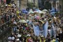 Les écoles de samba prêtes à enflammer le Carnaval de Rio