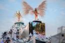 Au Carnaval de Rio, féérie et retour aux racines