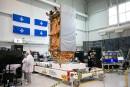 Projet RADARSAT Constellation: les triplés de l'espace
