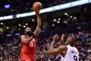 Harden et les Rockets victorieux à Toronto