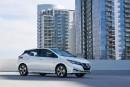 Nissan Leaf Plus:les Bolt et Kona visées de front