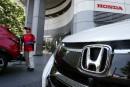 Honda rappelle 1 million d'autos pour remplacer une 2e fois des coussins gonflables Takata
