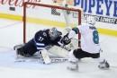 Pavelski permet aux Sharks de vaincre les Jets