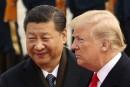 Les tarifs douaniers imposés à la Chine en place pour «une période conséquente»