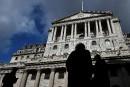 La Banque d'Angleterre maintient son taux directeur à 0,75% avant le Brexit