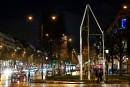 Des fontaines lumineuses inaugurées sur les Champs-Élysées