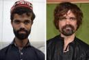 Peter Dinklage de Game of Thrones a un sosie pakistanais
