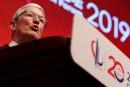 Tim Cook appelle la Chine à continuer d'ouvrir son économie