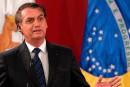 Le Brésil n'a «aucune dette» environnementale, selon Bolsonaro