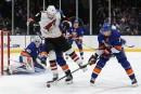 Les Islanders blanchissent les Coyotes 2-0