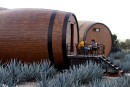 Dormir dans une barrique de tequila au Mexique