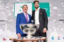 La Coupe Davis perd l'un de ses commanditaires historiques