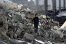 Un calme précaire revient à Gaza, à l'approche d'un rendez-vous à haut risque