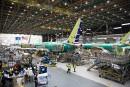 Boeing dévoile ses modifications sur son 737 MAX