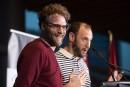 L'acteur Seth Rogen s'associe à Canopy Growth