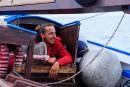 Le Krog-e-Barz, un beau et noble bateau