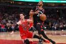 Les Raptors infligent un revers de 124-101 aux Bulls