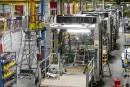 Bombardier: plus de 80travailleurs mis à pied à l'usine de La Pocatière