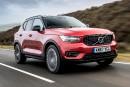 Volvo va dévoiler une XC40 tout électrique d'ici la fin de l'année
