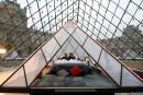 Le Louvre et Airbnb offrent une nuit au musée