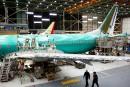 Boeing affiche sa confiance envers le 737 MAX