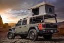 Jeep pond une couvée de camionnettespour Pâques