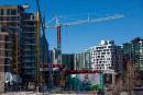 Construction de logements à Montréal: le meilleur premier trimestre en 10ans