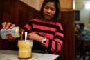 La bière aux oeufs, un cocktail de gourmets au Vietnam