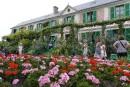La maison de Claude Monet attire les étrangers