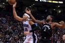 Les Raptors affronteront le Magic au premier tour des séries
