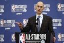 La NBA réfléchit à changer le format de sa saison