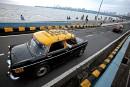 Mumbai en taxi