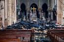 Notre-Dame de Paris: les théoriciens du complot s'enflamment