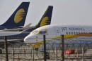Jet Airways suspend tous ses vols