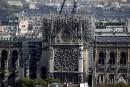 Trump offre au pape de l'aide pour reconstruire Notre-Dame