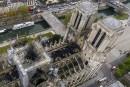 Des dons et un concours international pour rebâtir Notre-Dame en cinq ans