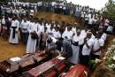 Le groupe État islamique revendique les attentats au Sri Lanka