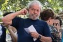 Brésil: la justice allège la peine de l'ex-président Lula